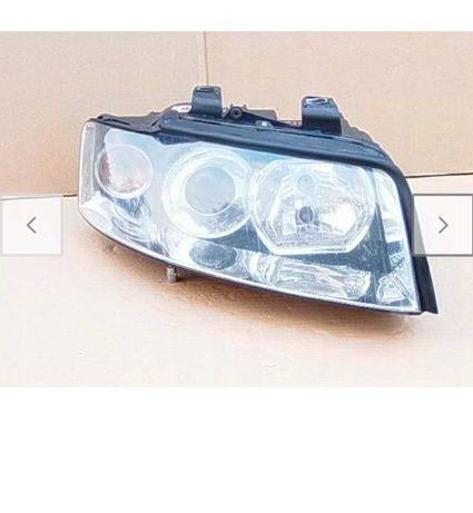 Lampa prawy przód XENON AUDI A4 B6 europa