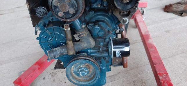 Японский Мотор Двигатель Kubota D850 В662 в полный разбр разборка