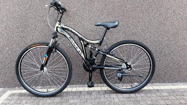 Aluminiowy Nowy rower młodzieżowy koła 26 ( 18 - biegowy )