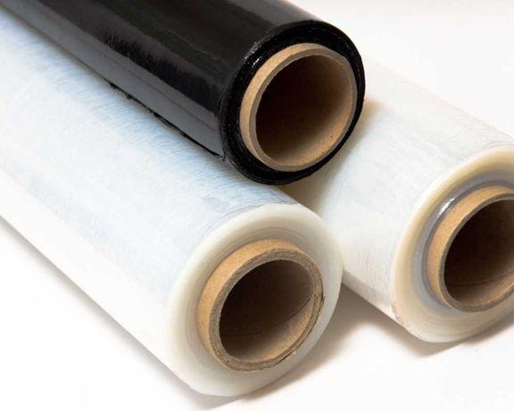 Стрейч прозрачный 500м (185грн/шт) и черный 300м (180грн/шт)