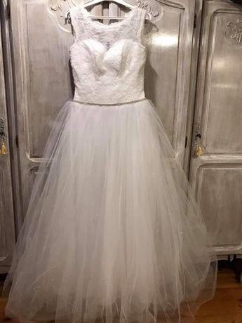 Nieużywana suknia ślubna