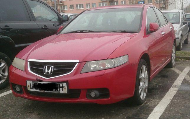Honda accord 2.2 anglik pali jeździ