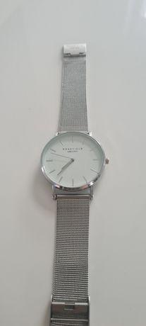 Zegarek damski srebny