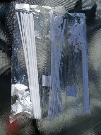 Patyczki na balony GRATIS balony z konfetti ślub wesele urodziny
