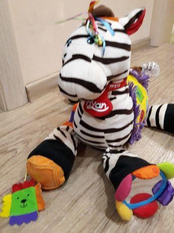 Розвивающая зебра