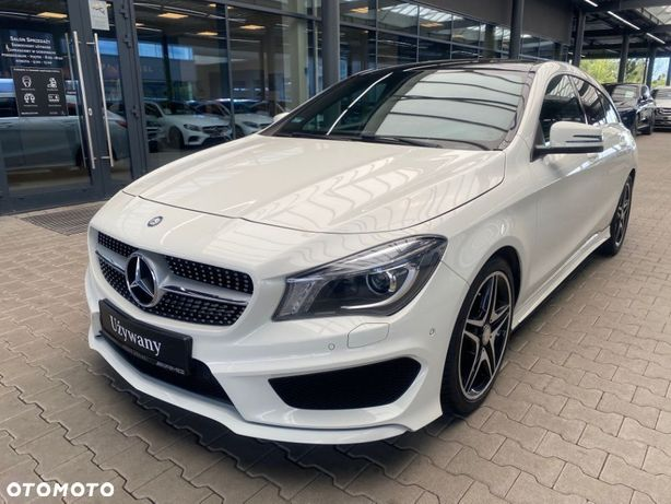 Mercedes-Benz Cla Amg, Parktronic, Automat, Dealer, Panorama