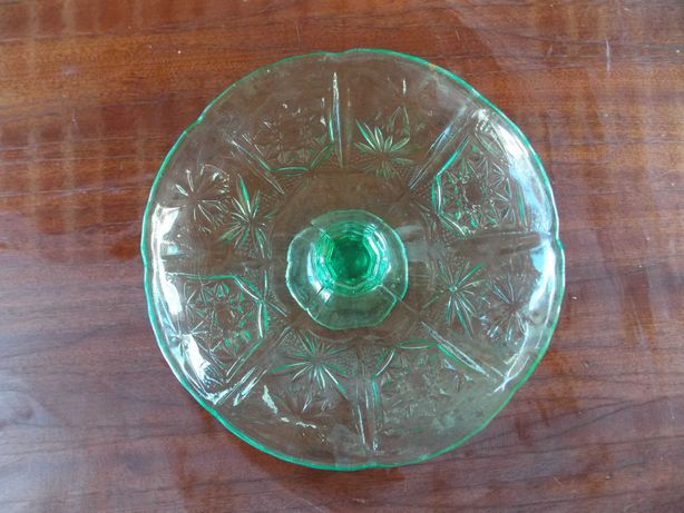 конфетница ссср стекло