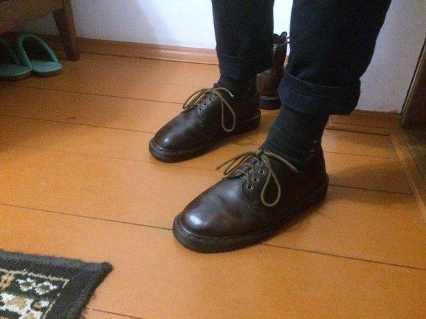 туфли броги дезерты DR MARTENS