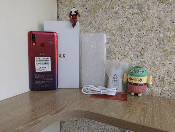 "Elephone A6 Max 4/64ГБ, 6.53"", 3950мАч, 20мп, HelioP22, Новый смарт"