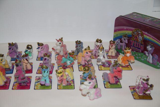 Filly Unicorn, 23 kucyki, unikaty, pudełko