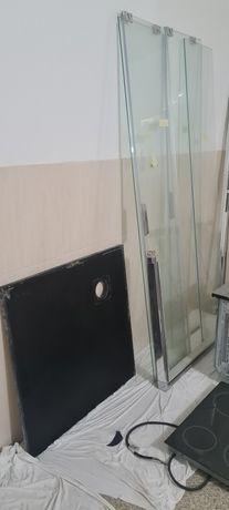 Cabine de duche e base ROCA