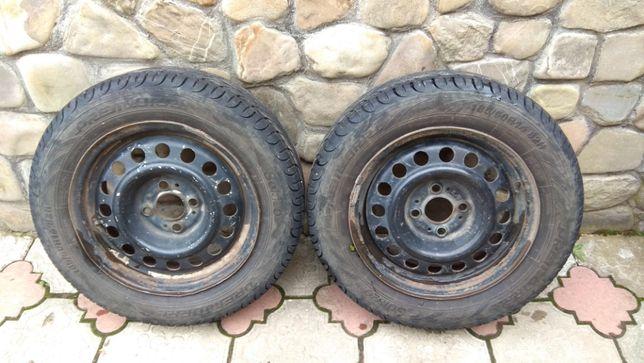 Практично нові літні колеса. Розмір 185/60 R14 Premiorri Solazo