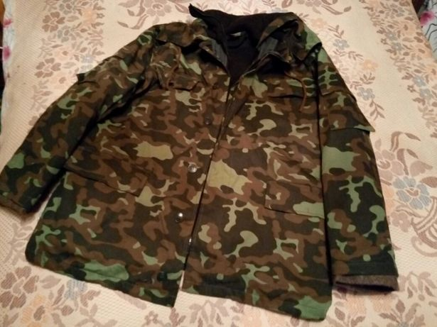 Рыбалка/охота!Куртка+комбин.90х гг.