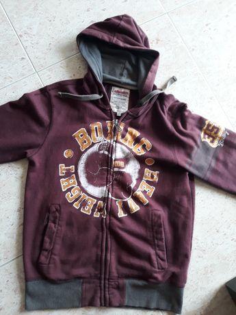 Conjunto casaco+2 t.shirt+sweat+2oferta