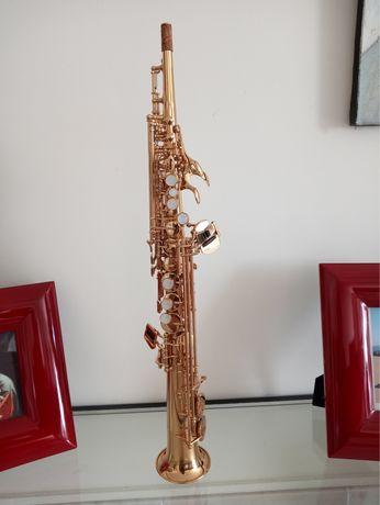 Saxofone Soprano Júpiter JPS 547