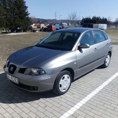 Seat Ibiza * 2005 * 1.4 TDI * Stan bardzo dobry
