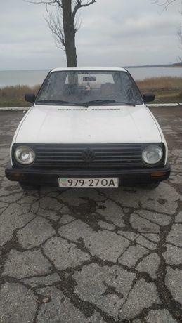 Продам, Обменяю на бляху Volkswagen Golf 2