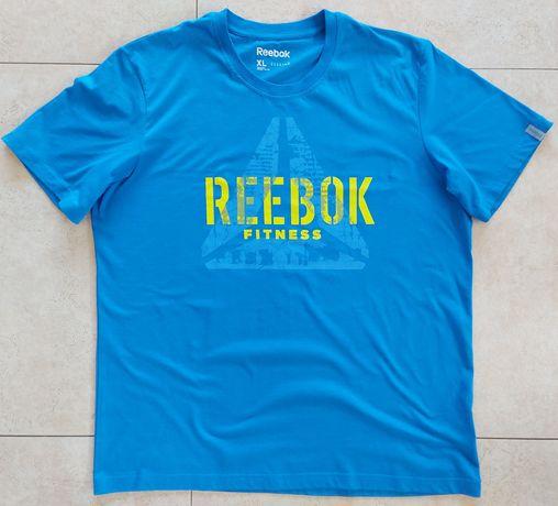 Oryginalny T-shirt Reebok Fitness r.XL nowy