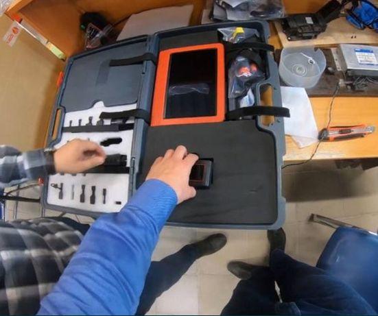ЛАУНЧ X-431 PRO3 сканер/планшет для диагностики авто Launch