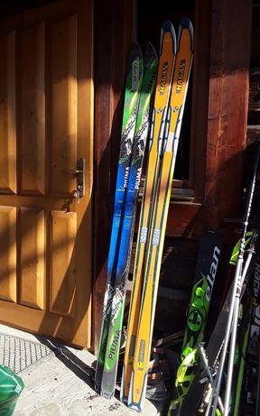 Narty ski tour Ski Trab Piuma Carbon Ultra i Hagan