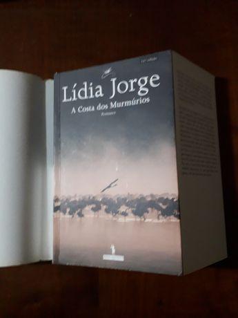 A Costa dos Murmúrios, de Lídia Jorge