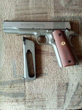 Wiatrówka pistolet Colt Mk 4