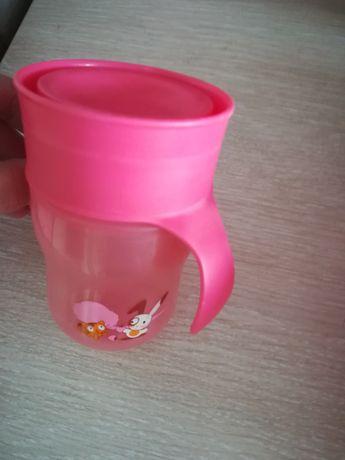 Чашка- непроливайка Avent
