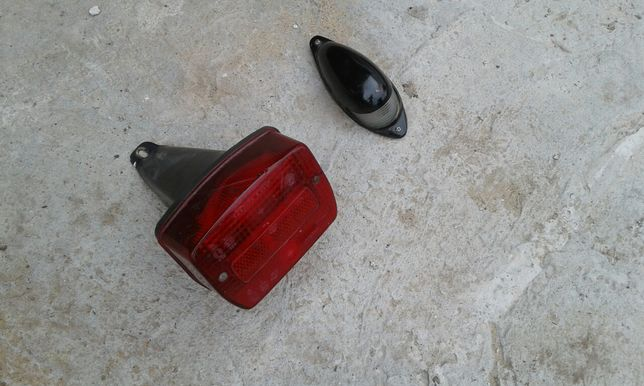 фонарі для мотоцикла