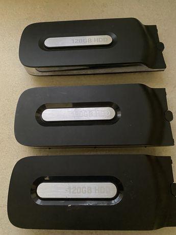 xbox 360 dysk 120gb oryginalny 2 sztuki