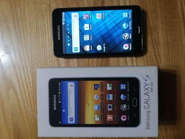 Планшет Samsung GALAXY S WiFi 5.0