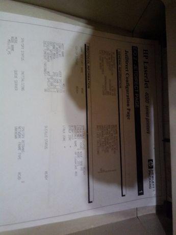Скоростной принтер с сетью и дуплексной печатью HP LJ 2300dn