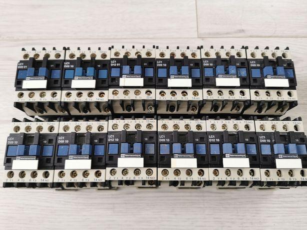 Styczniki Telemecanique