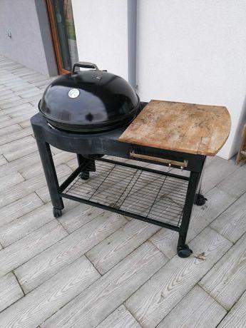 Grill węglowy używany