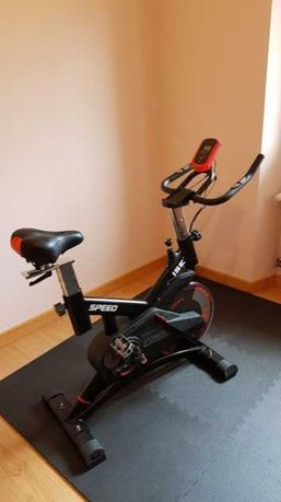 Bicicleta Spinning Profissional (Nova)