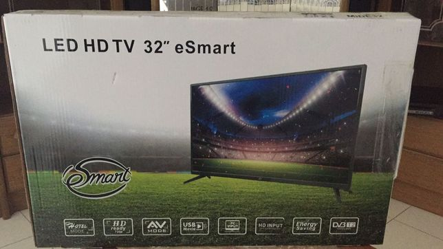 """Tv 32"""" eSmart LED"""