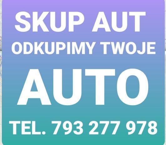 Skup Aut - Odkupimy każde Auto - Gotówka od Ręki
