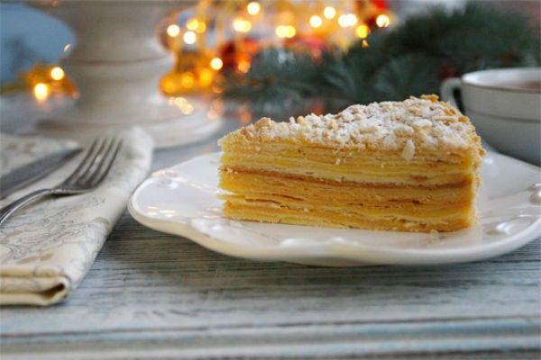 Наполеон / Торт Наполеон / торт / вкусный торт Наполеон / наполеон тор