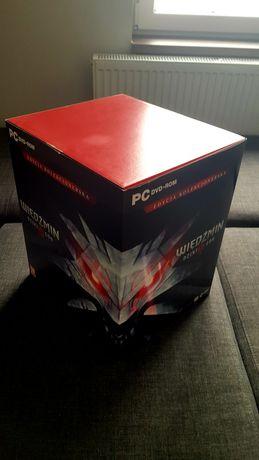Wiedźmin 3 Edycja Kolekcjonerska PC + Dodatki I steelbook z Preordera