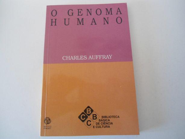 O Genoma Humano por Charles Auffray