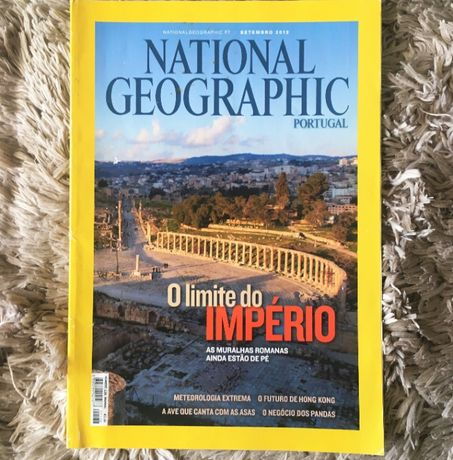Revista National Geographic Portugal - Setembro 2012, Nº 138