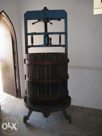 Espremedor de vinho de 20 toneladas