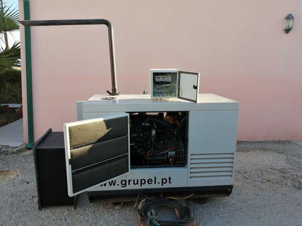 Gerador diesel 22kva