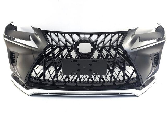 Решетка радиатора бампер Lexus RX NX LX GS CT IS ES