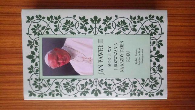 Jan Paweł II Modlitwy i rozwazania na kazdy dzien roku