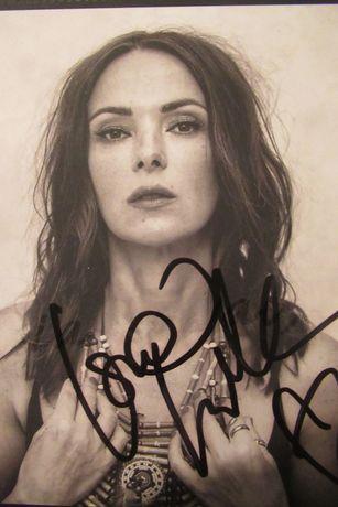 Kasia Kowalska - AYA - z autografem