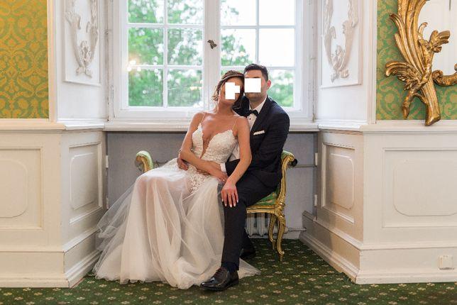 Spektakularna suknia ślubna Viola Piekut Alfaro 38