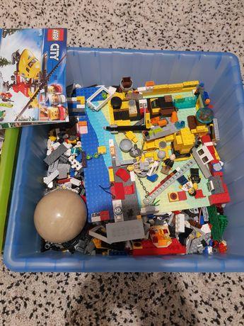 Lego AT-AT oraz 14 kg lego