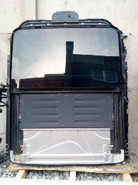 Szyberdach szklany BMW E39