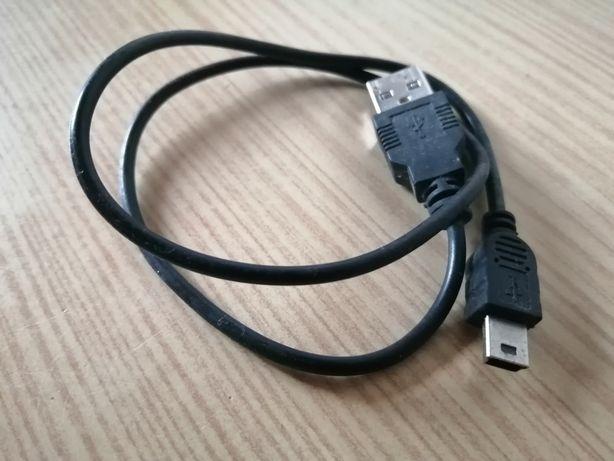 Cabo USB 2.0 e Mini USB