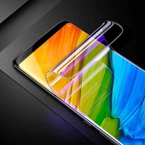 Гидрогель пленка Samsung s8 s9 s7  plus  s10 s10e s20 Note 8 9 10 Скло